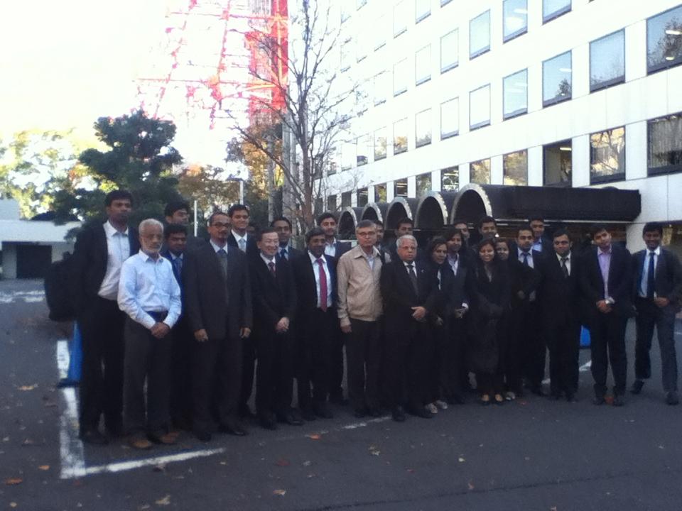 TCS Japan訪問