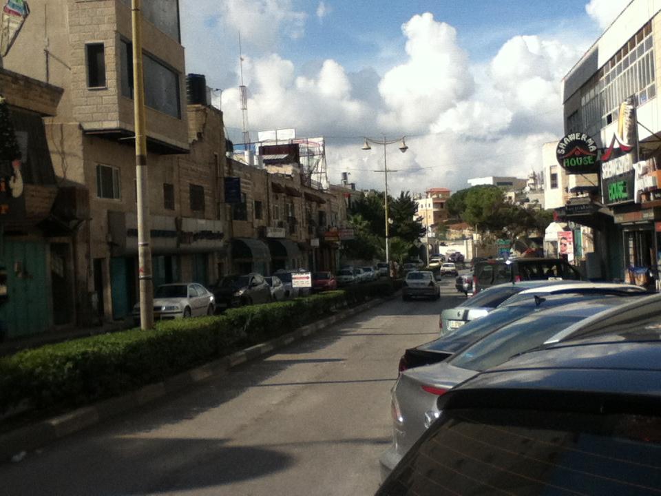 2015年 エルサレム市内